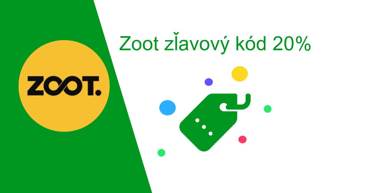 Zoot zľavový kód -10 €  480da0e8a73